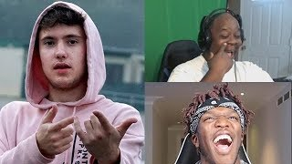 Dad Reacts To Quadeca Insecure Ksi Diss Track Official Audio