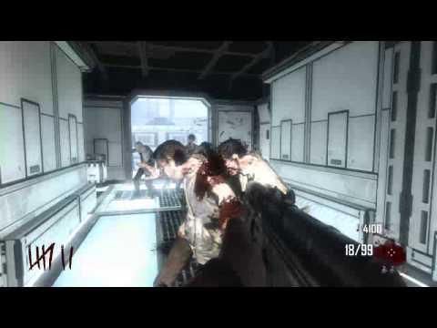 Black Ops 2 Zombies Insane Escape on Tranzit Solo