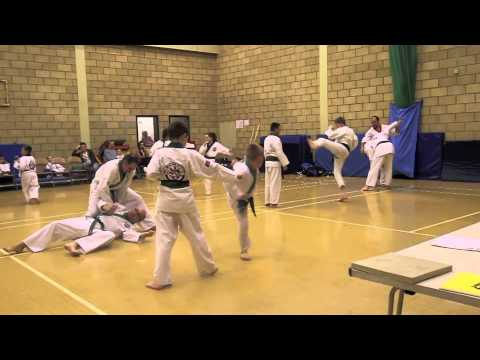 Wales Tang Soo Do (WTSDA) Senior Grading November 2013 Image 1