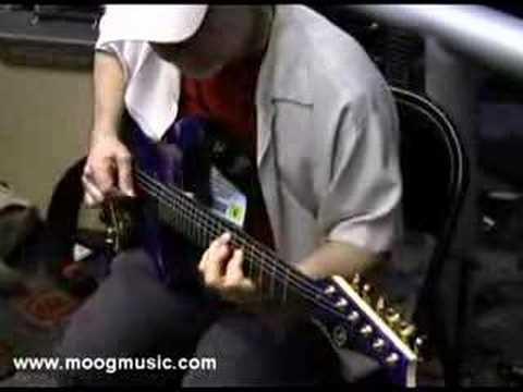 The Moog Guitar - Phil Keaggy
