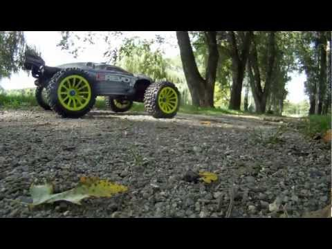 RC Car With Dogs GOPROHD