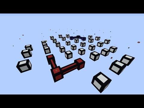 КУБИЧЕСКИЙ КОНТРОЛЬ ЦВЕТА! 4х4 - Color Control Minecraft
