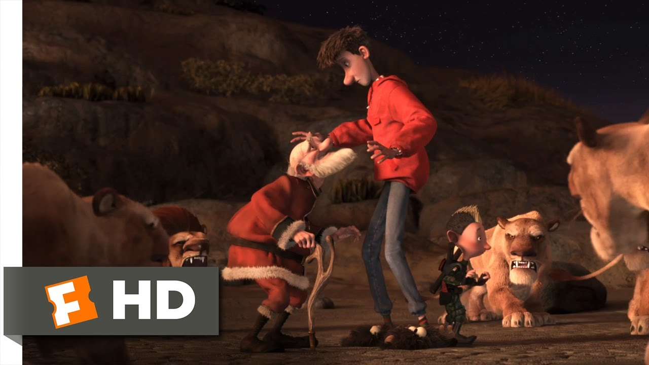 Arthur Christmas Top Full HD Movie Streaming YouTube 6719885 ...