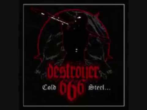 Destroyer 666 - Clenched Fist