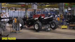new holland TC 5.80 Fabrika ve Test