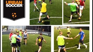 "Foot 4 contre 4 ""Urbansoccer"" 29 Avril 2016"