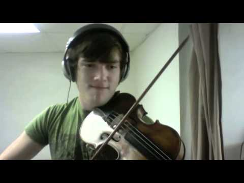 Bruno Mars - Grenade (Violin Cover by Josh of Nemes)