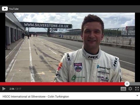 HSCC International at Silverstone - Colin Turkington
