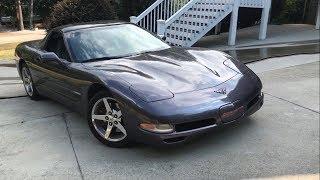 1998 Corvette Review