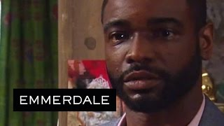Emmerdale - Jermaine Realises How Young Belle Is