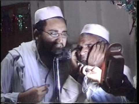 Pashtu Naat Hidayat Shah Sail Shahid Ullah Salamona Madinay Khatm E Quran Syed Mueez Shah video