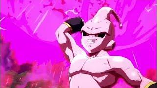 Dragonball Fighterz Kid Buu Anime Comparison