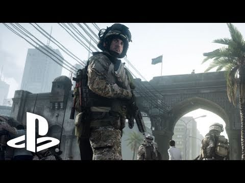 E3 2011: Battlefield 3 (Live Stream Interview)