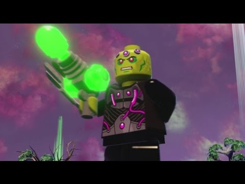 How to get in to Gotham | LEGO Batman 2: DC Super Heroes ...
