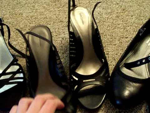 Shoe Video  Crossdressing