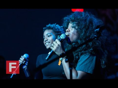 "Willow Smith and SZA, ""9"" (Live at The FADER FORT)"