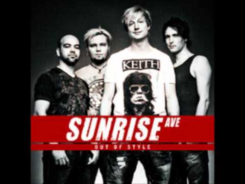 Sunrise Avenue - What I Like About You