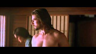The Last Samurai - love scene [HD]