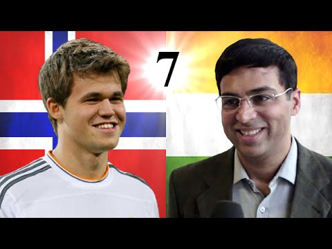 Game 7 - 2014 World Chess Championship - Magnus Carlsen vs Viswanathan Anand