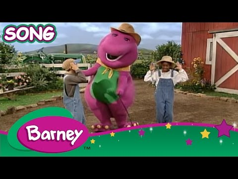 Barney - Do Your Ears Hang Low