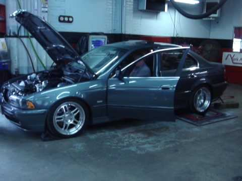 E39 Supercharged 530i BMW