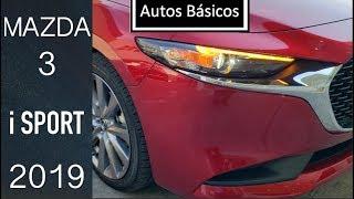 Mazda 3 2019 i Sport Version intermedia