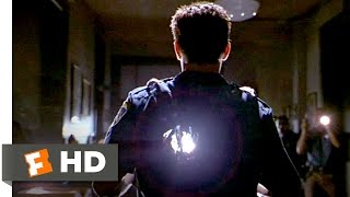 Jeepers Creepers (2001) - A Hole in a Cop Scene (8/11) | Movieclips