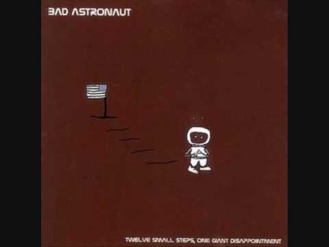Bad Astronaut - Ghostwrite