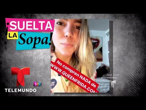 Frida Sofía sufre tremenda estafa | Suelta La Sopa | Entretenimiento