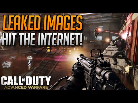 Call of Duty: Advanced Warfare - Leaked Images Hit The Internet! (Guns, Maps, Scorestreaks & More)