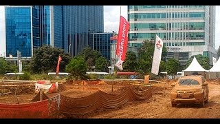 Test Ride All New Pajero Sport Dakar Biz Park Kuningan