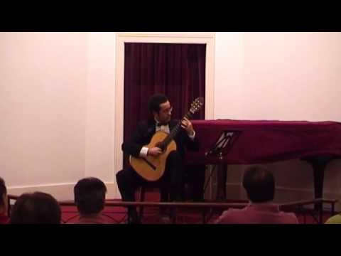 Platero y Yo - Platero and I - Live 2003 - José Manuel Dapena, guitar - Eduardo Sainz de la Maza