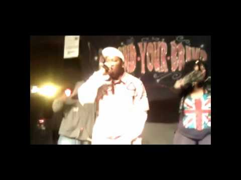 The Best ft Apachee Goin Ham @ Expand Your Brand Showcase w Big Sam 01 29 12 wmv