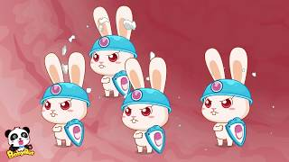 Super Rabbit Momo Rescue Team | Animation Collection For Babies | BabyBus