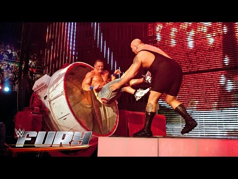 28 Times Superstars Smashed Through Stuff: Wwe Fury, March 1, 2015 video