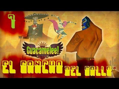 Hola soy Juan, el luchador enmascarado - Guacamelee!