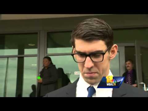 Michael Phelps pleads guilty to DUI charge