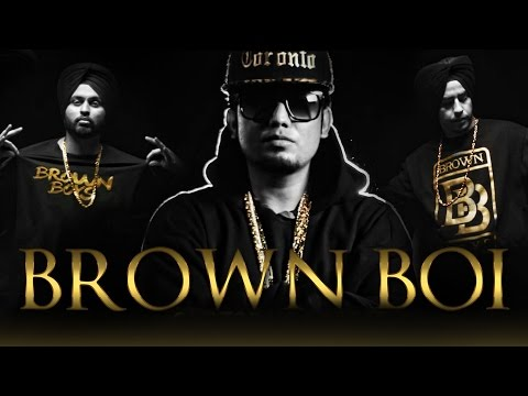 Brown Boi | A-Kay feat Bling Singh | Preet Hundal | Latest Punjabi...