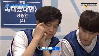 [ENG SUB] PRODUCE101 Season 2 EP.6   If It Is You Team part distribution & practice cut