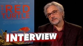 The Red Turtle: Exclusive Interview with Michaël Dudok de Wit