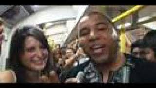 London Underground Madness - Alcohol Ban Protest_ This is How we do it!