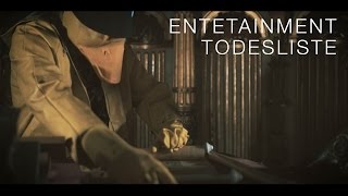 EnteTainment - Todesliste (JMC DISS-Qualifikation) [prod. by MENJU] (offizielles Video)