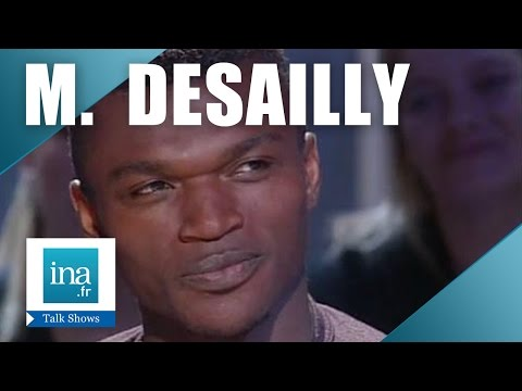 Interview PSY de Marcel DESAILLY - Archive INA
