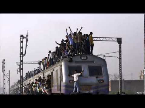 India to Spend Billions Revamping Massive Rail Network