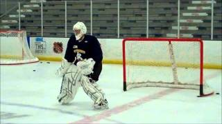 Bandits Goalie School - Bryan Hogan - 2011 Pro Elite Camp