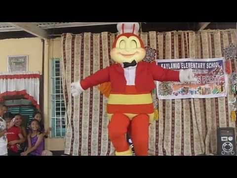 Jollibee Gangnam cha-charap video