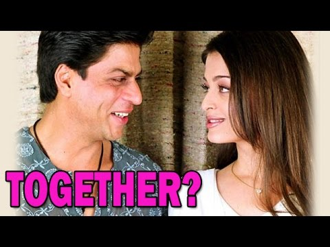 Shahrukh Khan and Aishwarya Rai Bachchan might work together in Rohit Shetty's film!