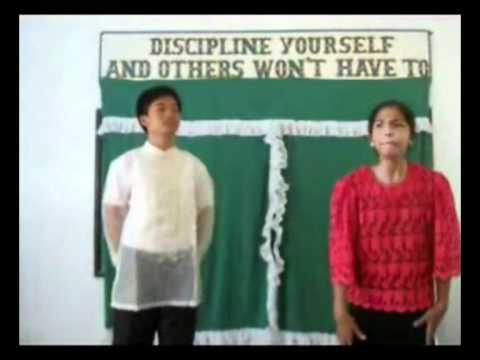 Balagtasan - Purong Wika O Halong Wika? Mbnhs-2011-2012 video