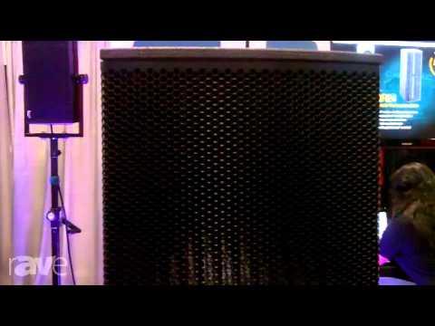 InfoComm 2013: Alcons Audio Reveals New Speaker Series