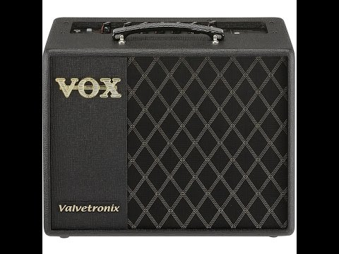 Vox VT20X | VTX20 Guitar Amp Review
